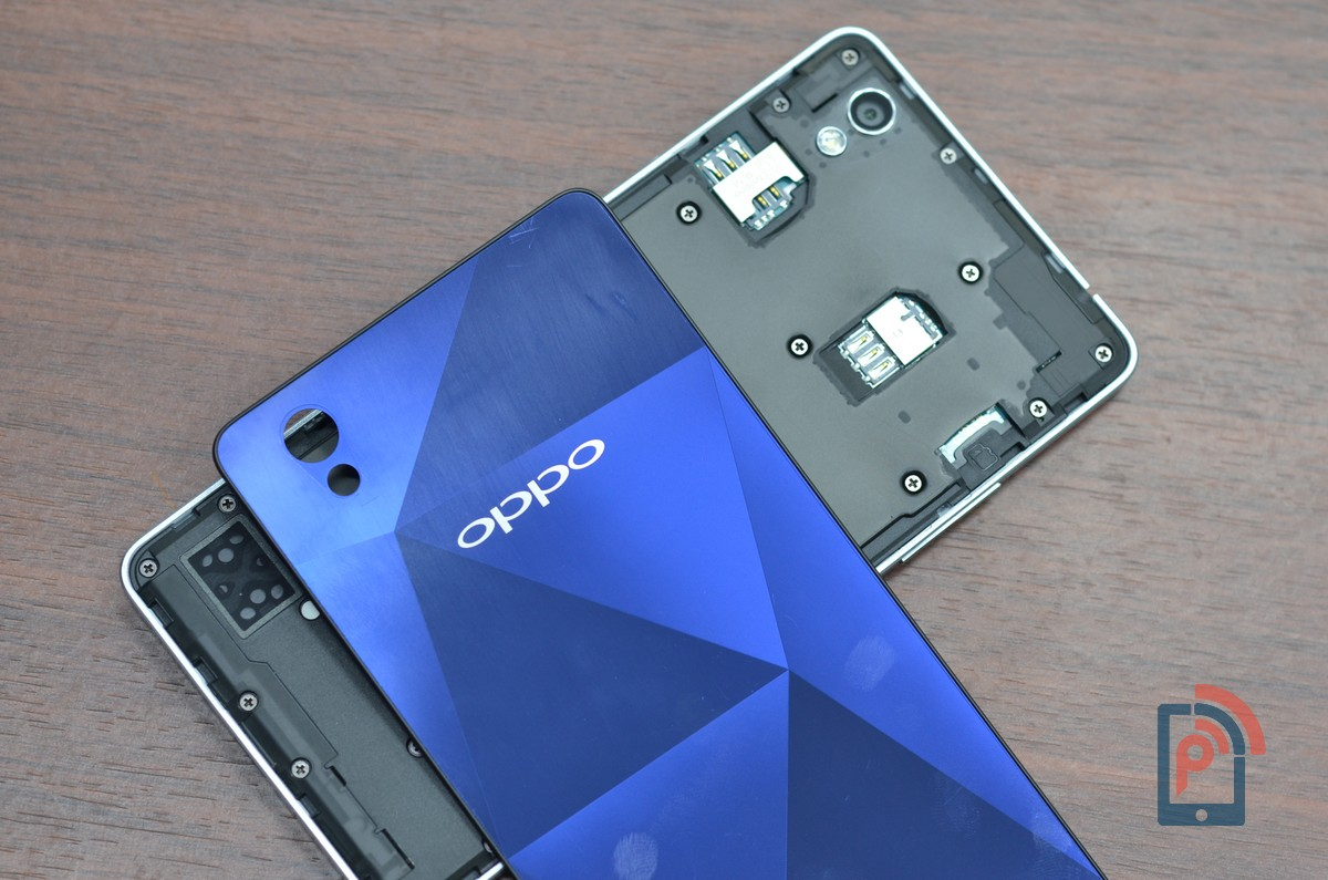 Oppo Mirror 5 - Solid Back Panel