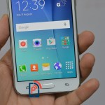 Samsung Galaxy J5 - Capacitive Buttons