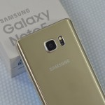 Samsung Galaxy Note 5 - Rear Camera