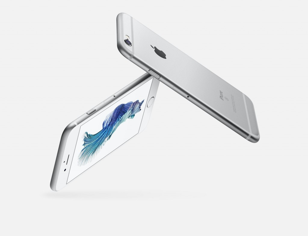 Apple iPhone 6s - Gray