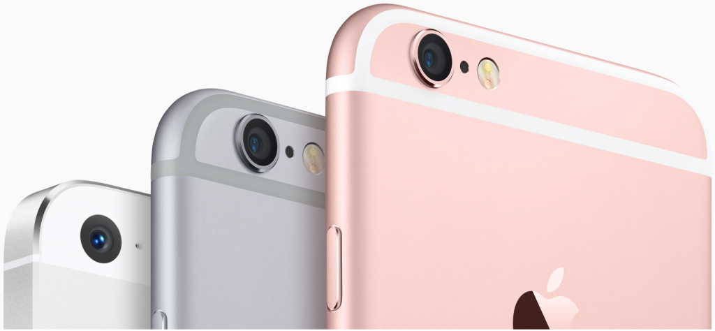 Apple iPhone5 iPhone6 iPhone6s Compare