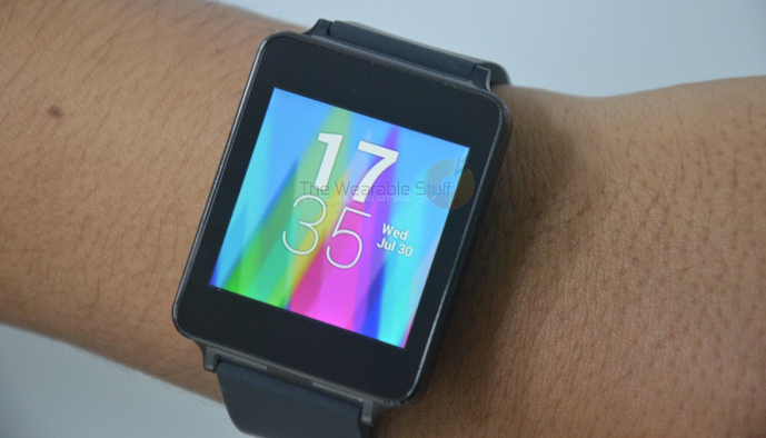 LG Smartwatch Review