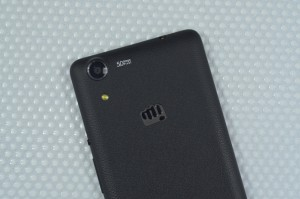 Micromax Canvas Selfie 2 rear camera