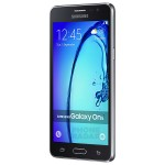 Samsung Galaxy ON5 perspective black