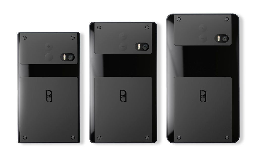 PuzzlePhone Modules