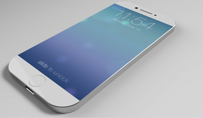 iPhone 7 Concept Photo
