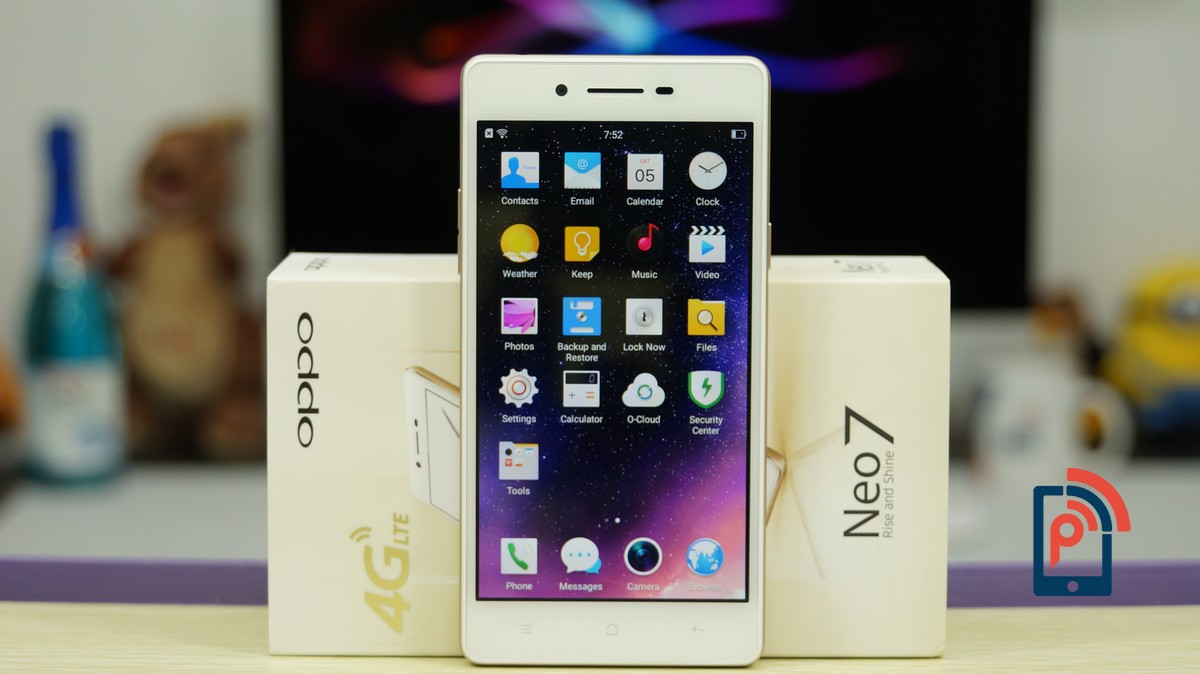 Oppo Neo 7 Unboxing & Photo Gallery