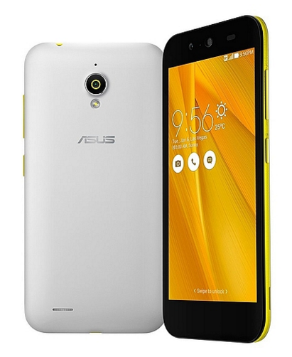 Asus Live - Yellow