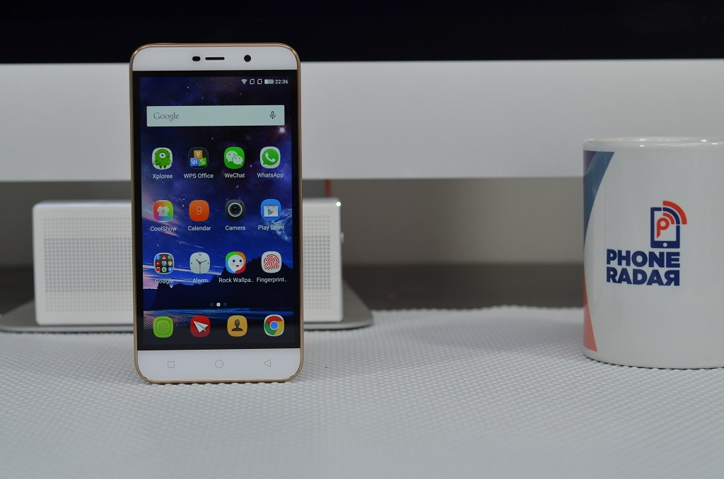 Coolpad Note 3  - Display