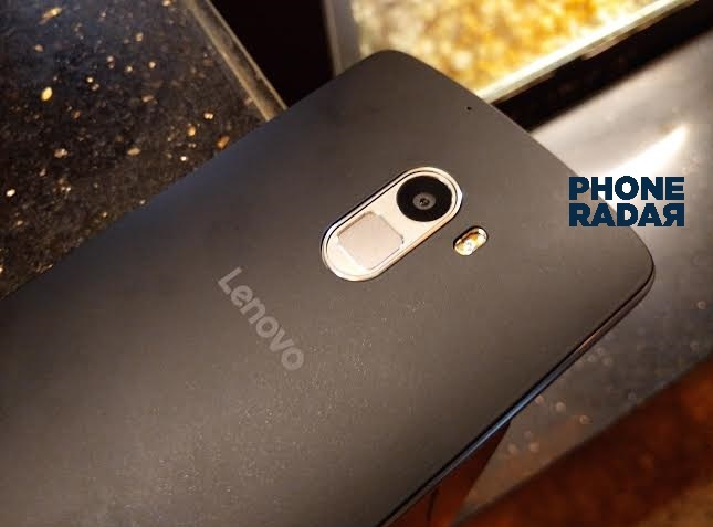 Lenovo K4 Note back
