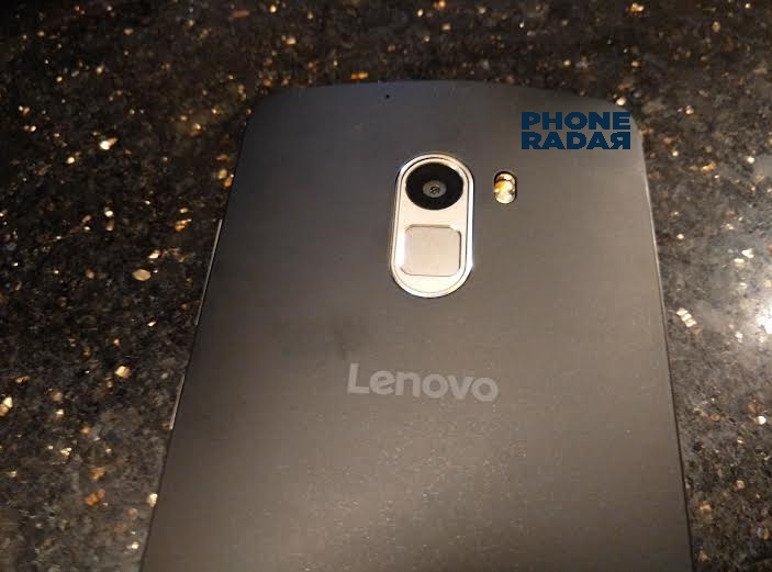 Lenovo K4 Note fingerprint