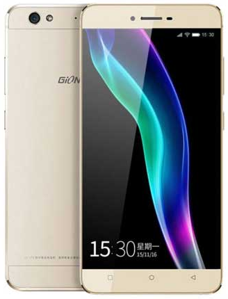 Gionee Elife S6 wrap