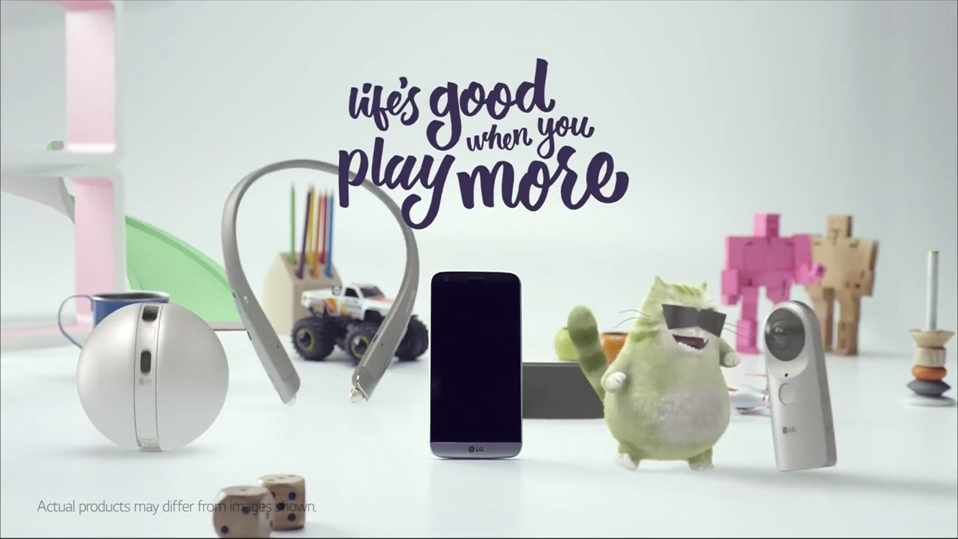 LG G5 Friends Accessories