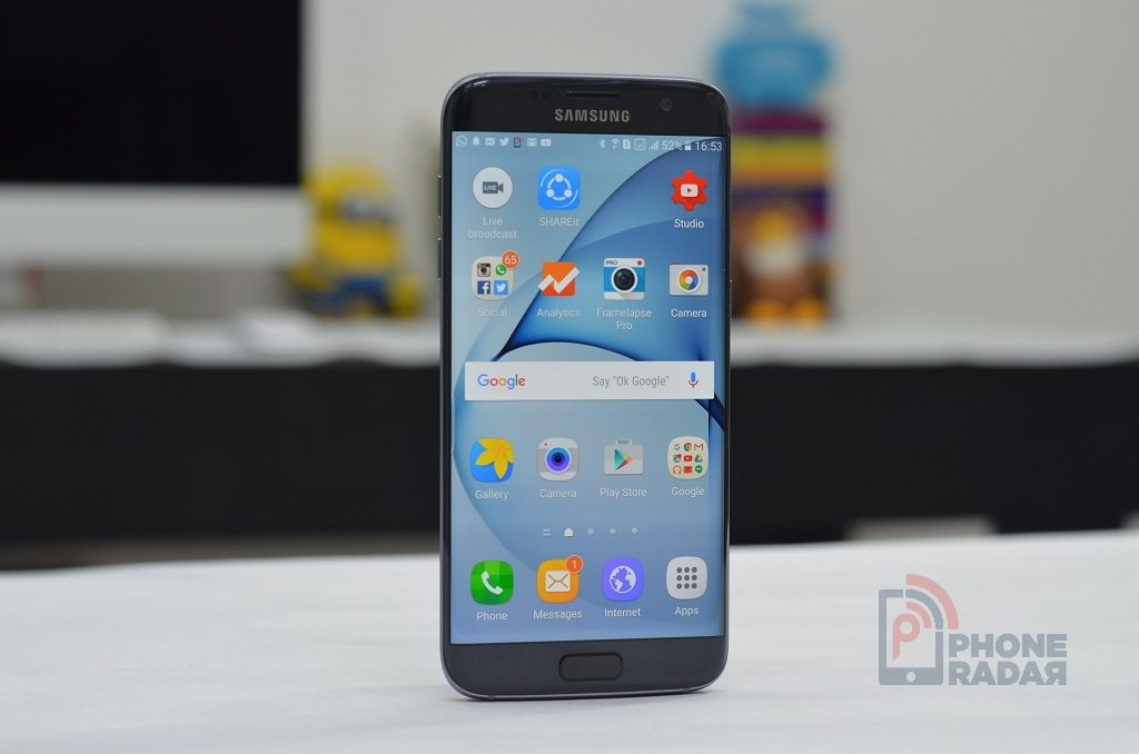 Samsung Galaxy S7 Edge - Featured