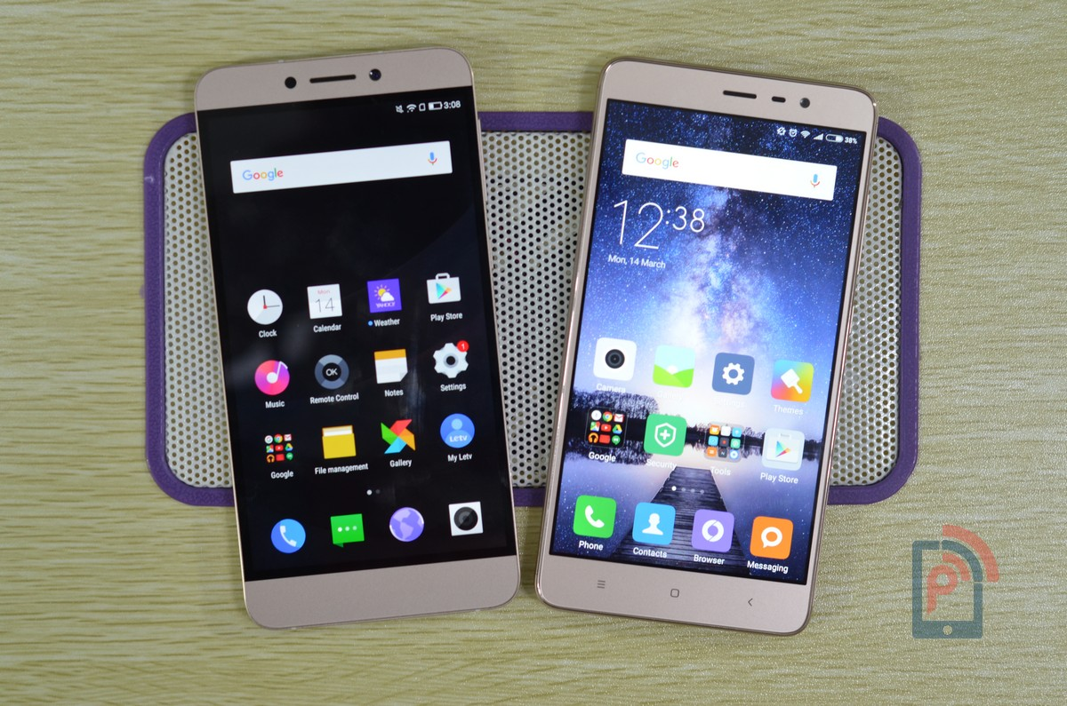 Smartphone Review Xiaomi Redmi Note 3: Xiaomi Redmi Note 3 Vs LeEco Le 1s Smartphone Comparison