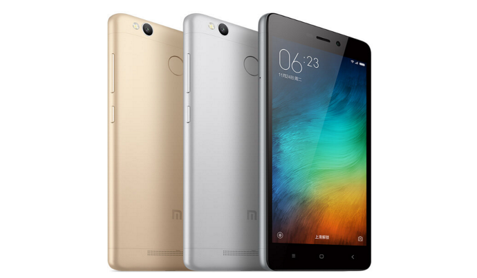 Tips To Extend Battery Life On Xiaomi Redmi Note 4: Xiaomi Redmi 3A With Snapdragon 435 SoC & 4100mAh Battery
