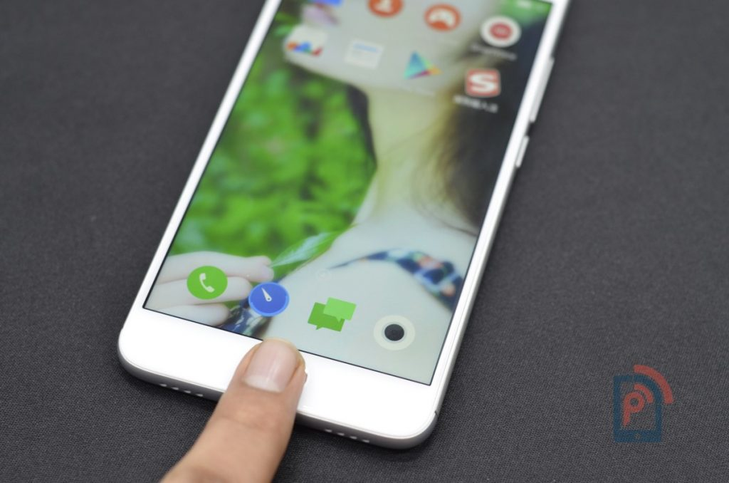 Meizu M3 Note - Fingerprint Sensor