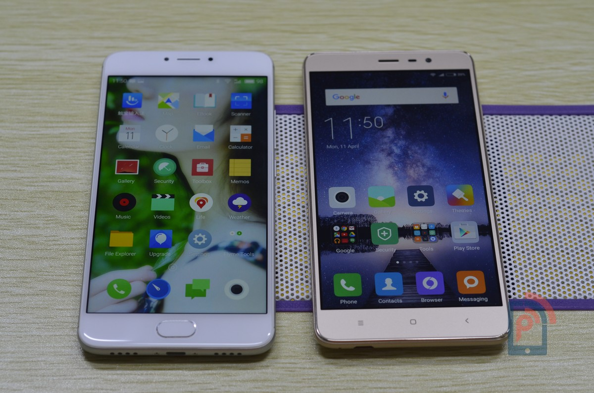 Smartphone Review Xiaomi Redmi Note 3: Meizu M3 Note Vs Xiaomi Redmi Note 3 Smartphone Comparison