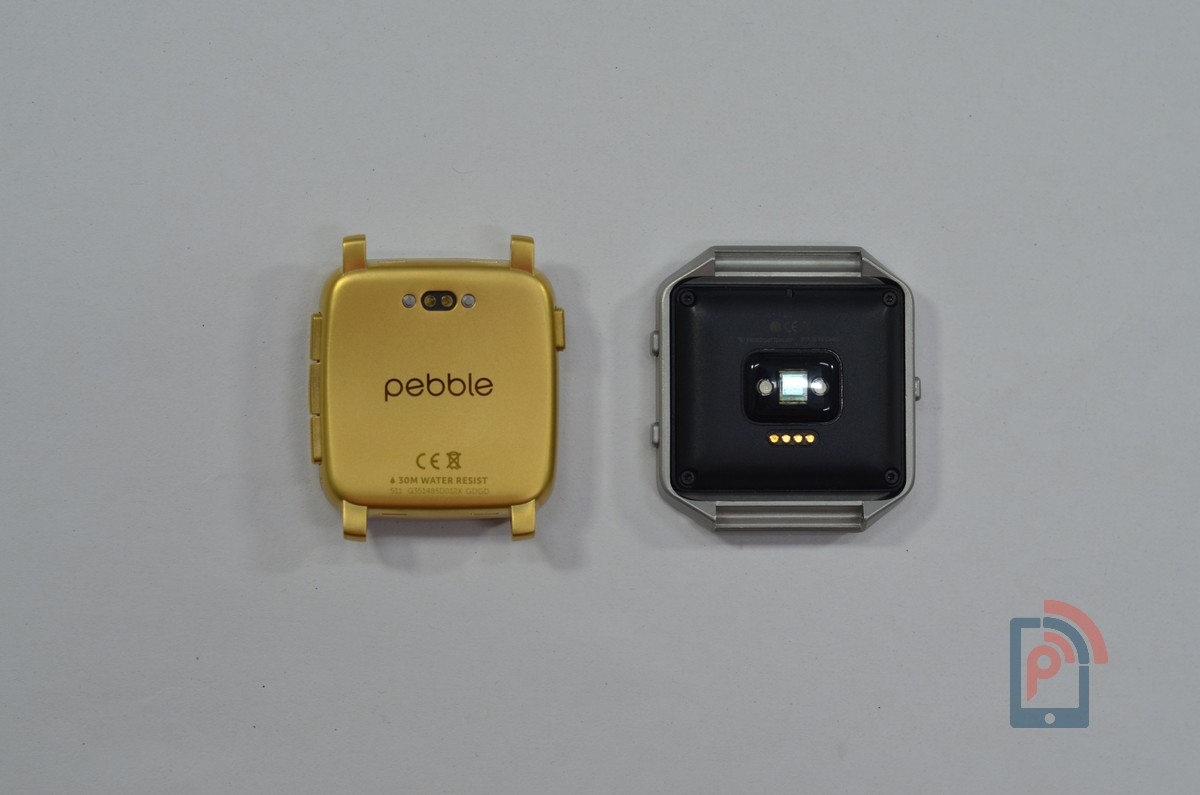 Pebble Time Steel Vs Fitbit Blaze (2) » PhoneRadar