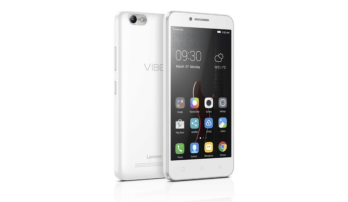 Lenovo Vibe C with 5″ Display & Snapdragon 210 SoC Launched in India