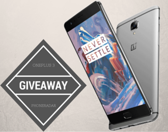 OnePlus3 Giveaway