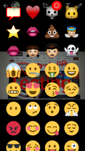 WhatsApp Larger Emojis