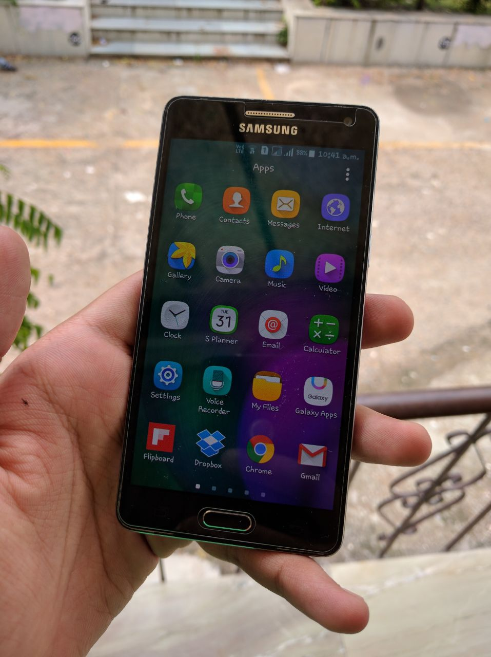 Android 7 0 samsung a5 2015
