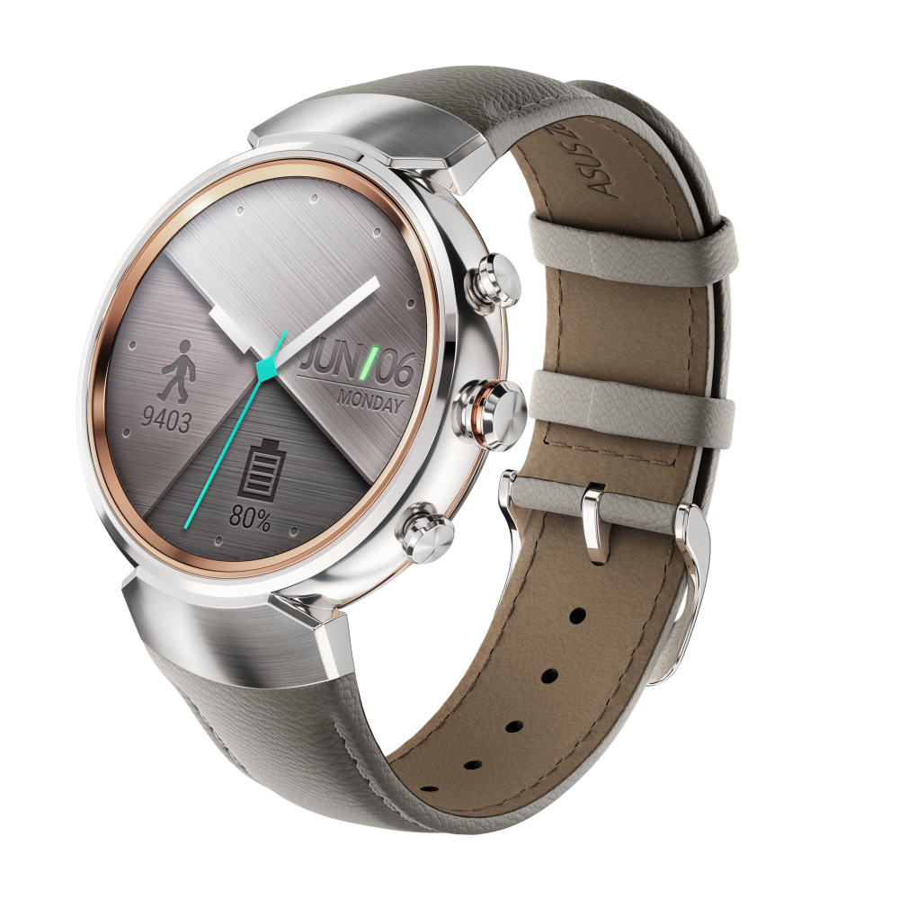 ASUS announces its latest Android Wear smartwatch, the ZenWatch 3
