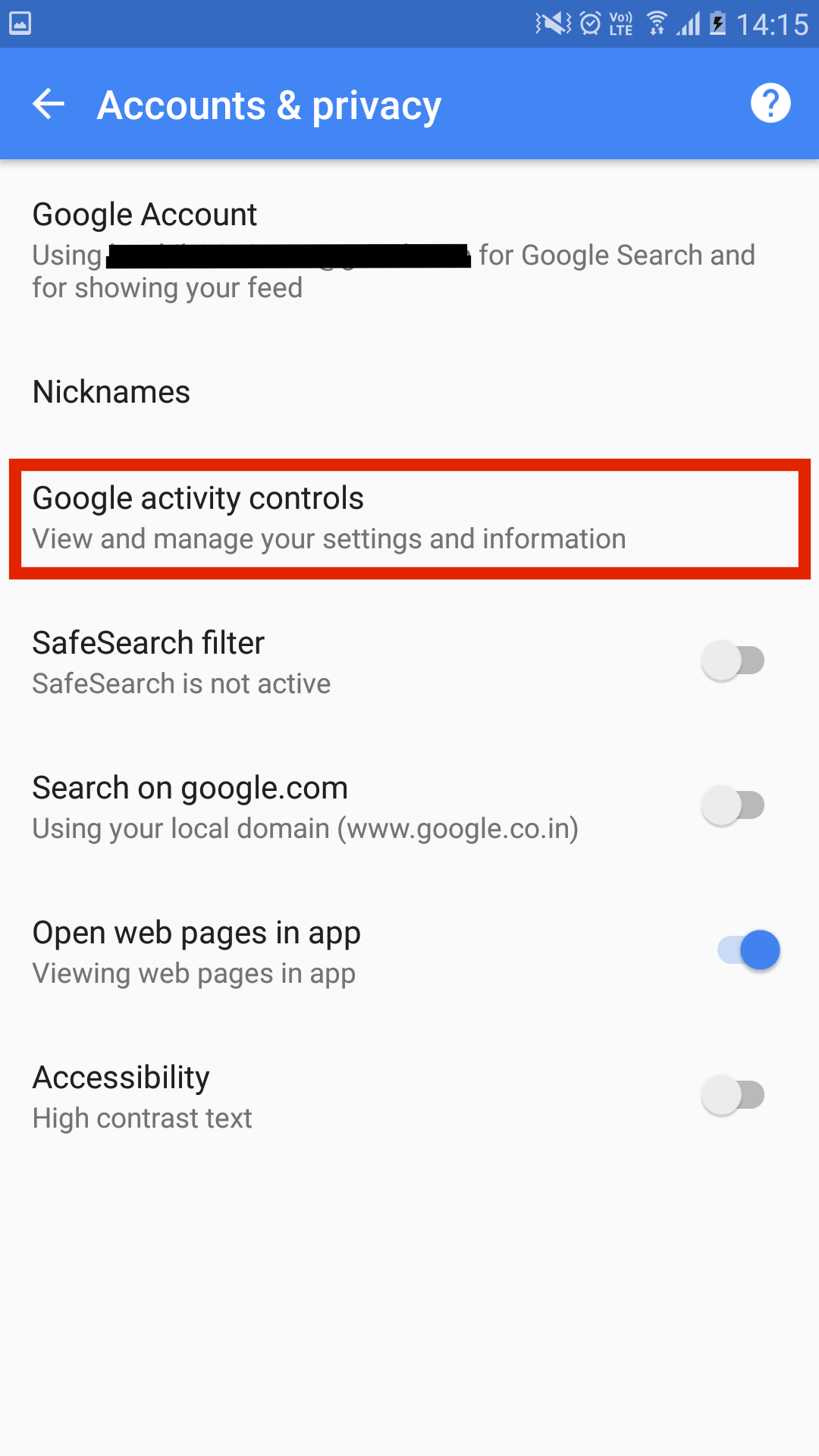 how to get credit for google play store