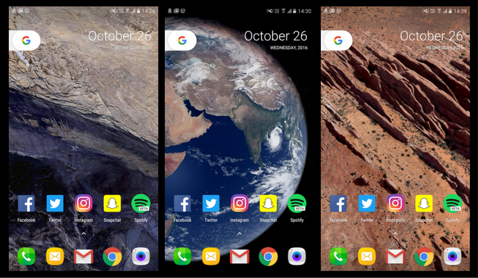 How To Get Google Pixels New Live Earth Wallpapers On Any Android Device PhoneRadar