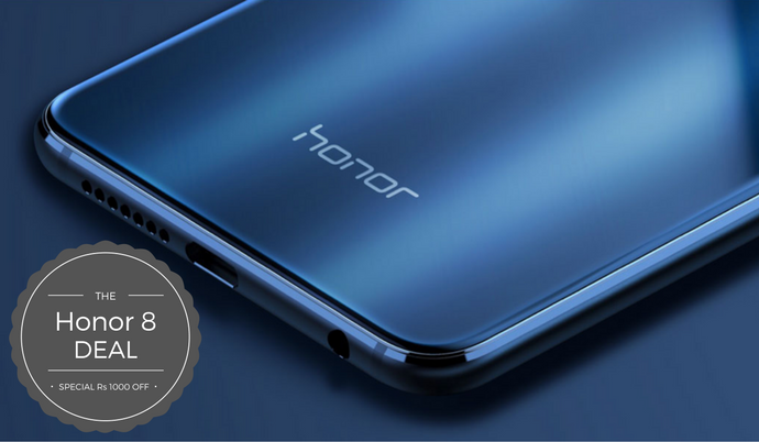 Honor 8 Deal Phoneradar