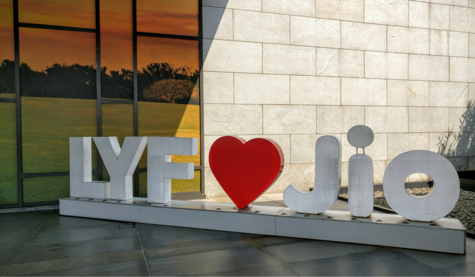 LYF Jio Mumbai Headquarters