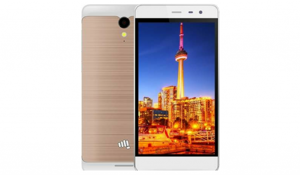 Micromax Announces Bolt Warrior 2 Q4202 Amp Canvas Juice A1