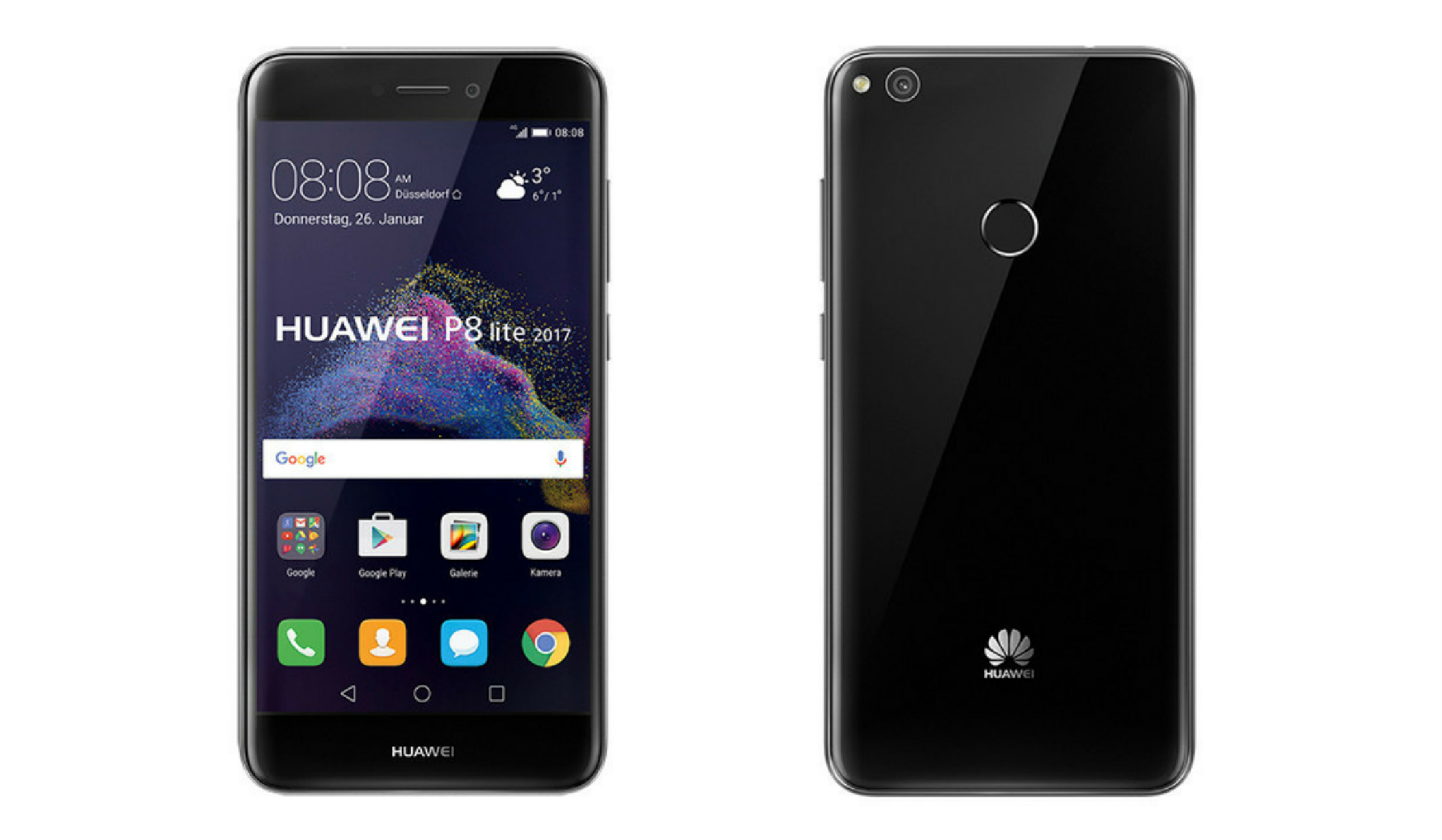 huawei announced p8 lite 2017 with 5 2 display android nougat phoneradar. Black Bedroom Furniture Sets. Home Design Ideas