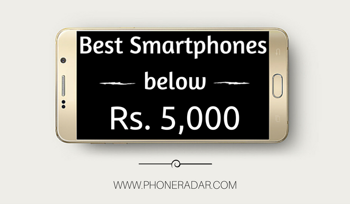 little guys android phones below rs 5000 in india now Google