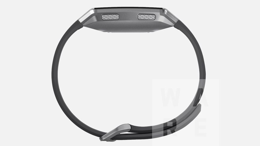 Latest Fitbit smartwatch leaks shows off design and new heart rate tech