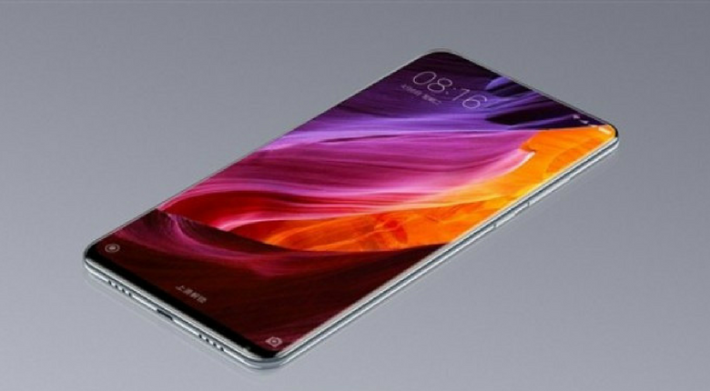 Xiaomi Mi Mix 3 rear panel leaks