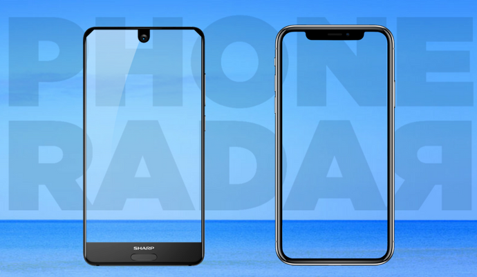 sharp aquos s2. sharp aquos s2 to launch soon in india, android alternative all-screen iphone x » phoneradar
