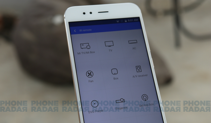 how to get gallery in mi a1