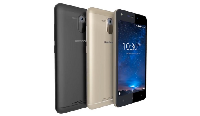 Karbonn Titanium Jumbo with 4000mAh battery launched in India for Rs 6490