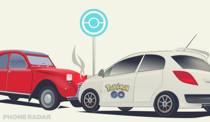 Pokemon GO auto accident surge blamed on distracted drivers