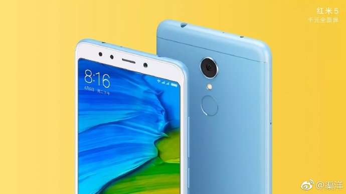 Xiaomi Redmi 5 and Redmi 5 Plus pricing appears on Aliexpress