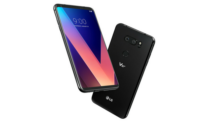 LG V30+ launched in India for Rs. 44990