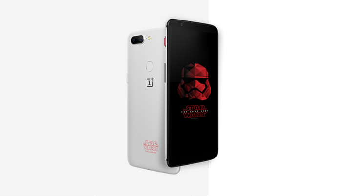 Download the OnePlus 5T Star Wars edition wallpapers right here [Gallery]
