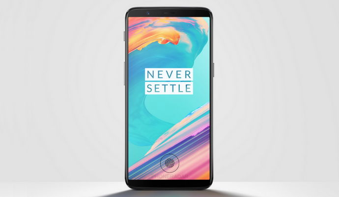 OnePlus 6 rumored to launch with in-display fingerprint sensor