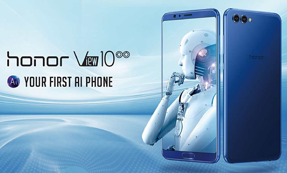 Honor View 10 Launches IN The UK For £450