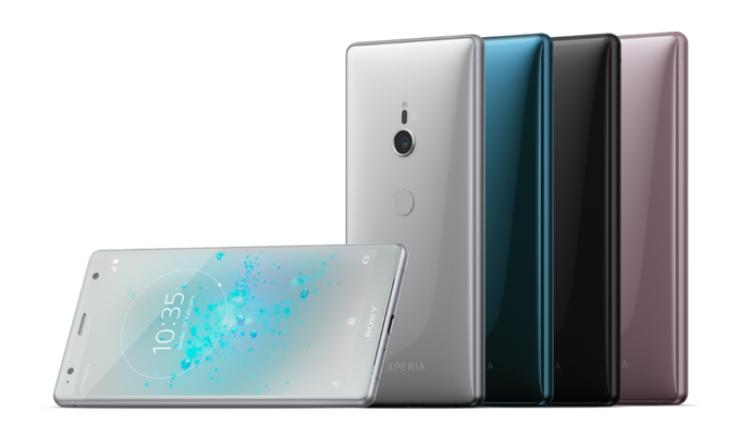 Sony Xperia XZ2 and XZ2 Compact are now official