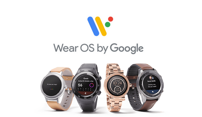 Google Renames Android Wear as Wear OS, New OTA Update ...