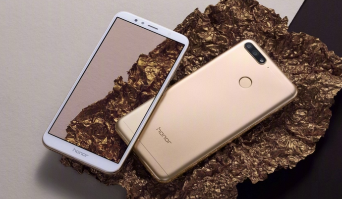 Honor 7A with 18:9 display, face unlock, dual rear cameras launched