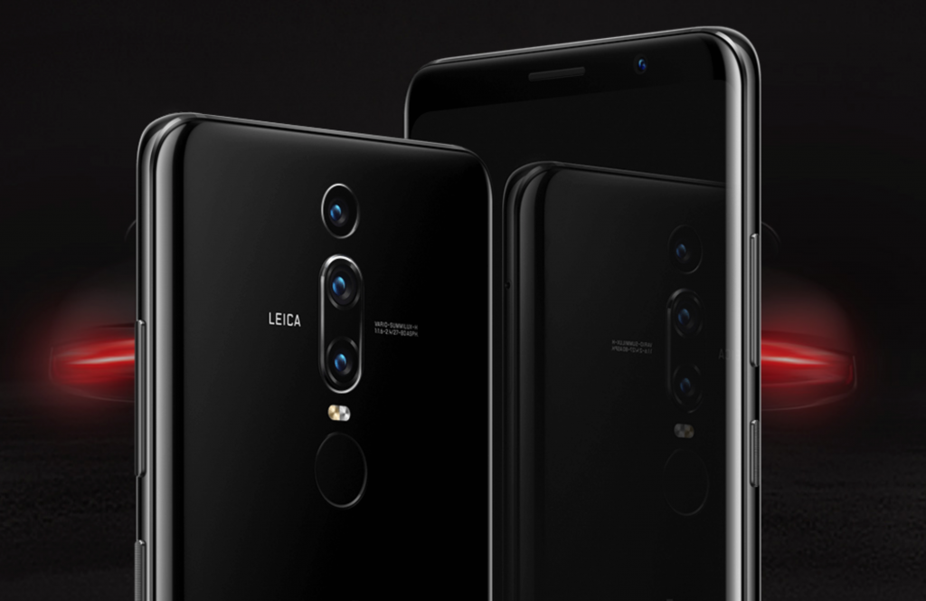 porsche design huawei mate rs launched with leica triple. Black Bedroom Furniture Sets. Home Design Ideas